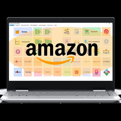 Amazon Entegrasyon