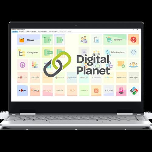 Digital Planet E-Fatura Entegrasyonu