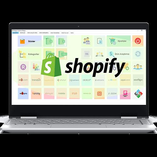 Shopify Entegrasyonu