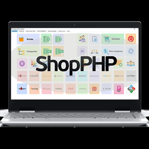 ShopPhp Xml Entegrasyonu