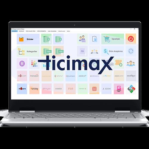 Ticimax Entegrasyon