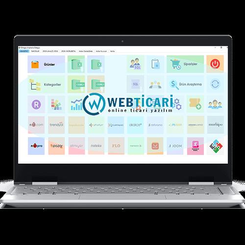 Web Ticari Erp Muhasebe Ürün ve Sipariş Entegrasyonu
