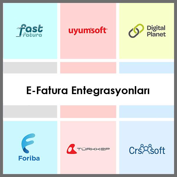 E-Fatura Entegrasyonları