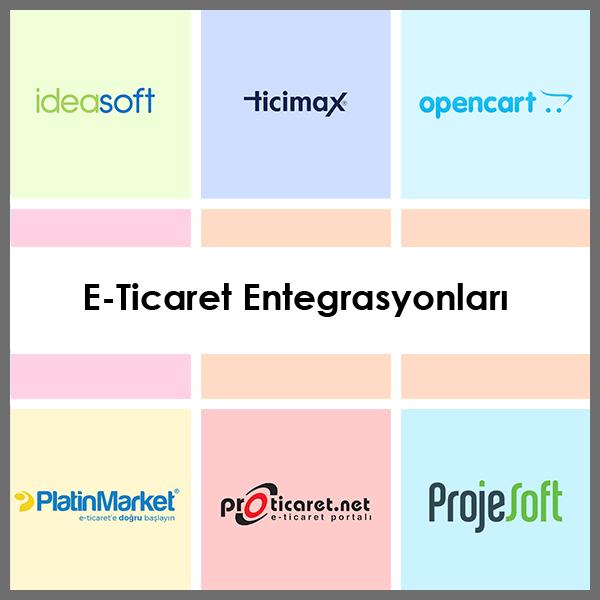 E-Ticaret Entegrasyonları